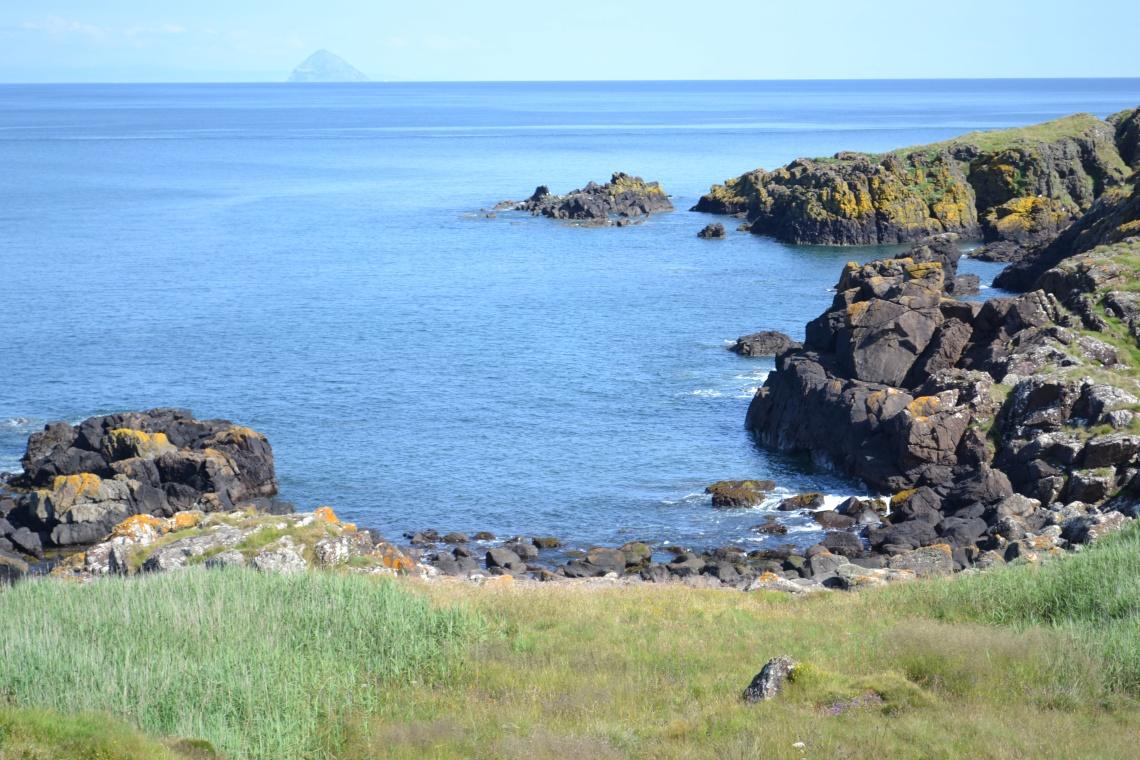 """The Rhins of Galloway's stunning coastline"""