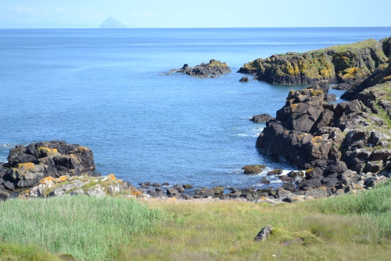 """The Rhins of Galloway's stunning coastline"""