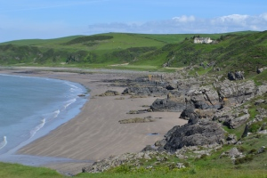 """Killantringan bay near Portpatrick"""