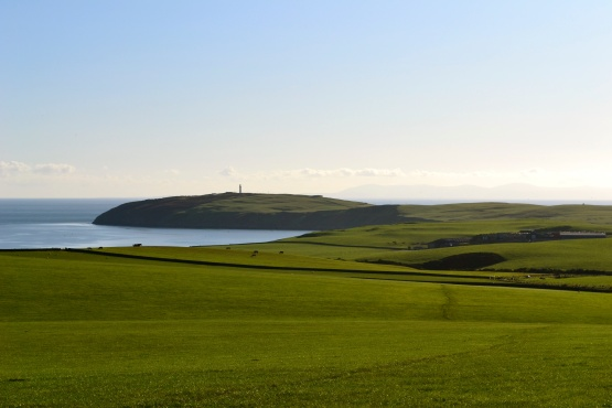 """The Mull of Galloway is the most southerly point in Scotland"""